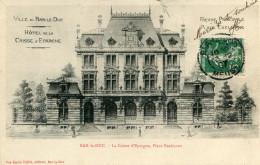 BANQUE(BAR LE DUC) CAISSE D EPARGNE - Banques
