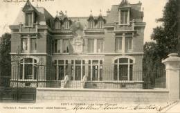 BANQUE(PONT AUDEMER) CAISSE D EPARGNE - Banques