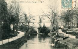 BANQUE(CHALONS SUR MARNE) CAISSE D EPARGNE - Banques