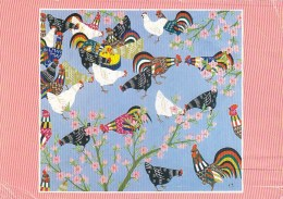 Flock Of Chickens Chen Muyun China UNICEF - Pittura & Quadri