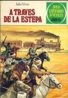 Bande Desinee A TRAVES DE LA ESTEPA (BD, 30 Pages), De Jules Verne (Col.Joyas Literarias) (Ref.85110) - Livres, BD, Revues