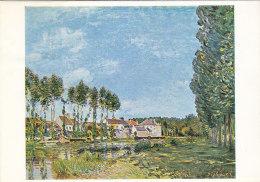 Alfred Sisley - Moret, Bords Du Loing 1969 - Pittura & Quadri