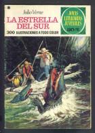 Bande Desinee La Estrella Del Sur (BD, 30 Pages), De Jules Verne, Jules Verne (Col.Joyas Literarias) (Ref.56449) - Livres, BD, Revues