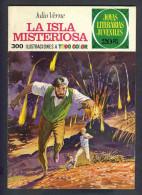 Bande Desinee LA ISLA MISTERIOSA (BD, 30 Pages), De Jules Verne (Col.Joyas Literarias) (Ref.83745) - Livres, BD, Revues