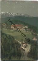 Semmering - Kurhaus - Bahnhof Station Wolfsbergkogel - Verlag Nachbargauer Wien 1910 - Semmering