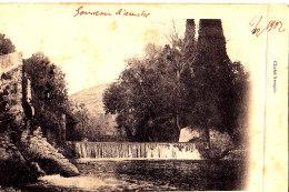 83 // SOLLIES TOUCAS L´écluse Du Pont De Solliès Toucas / RARE - Sollies Pont
