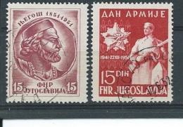 Joegoslavië     Y / T     Tussen  586 + 587      (O) - Nuovi