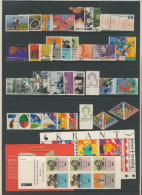 Nederland Netherlands Pays Bas 1993 Mi 1460 /1497 + B38, B39 + Booklet ** Mint Not Hinged - Year Set / Jahrset / Jaarset - Nuovi