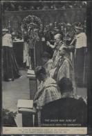 CPA - COURONNEMENT H.M QUEEN ELIZABETH ….- Juin 1933 - Edition Raphaël Tuck - Königshäuser