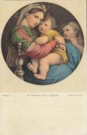 Raffaello Sanzio - La Madonna Della Seggiola - Stengel 29827 - Pittura & Quadri