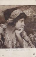 Salon De Paris - Louis Ridel - L'Algerienne 1928 - Pittura & Quadri