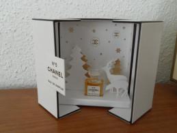 ACHAT IMMEDIAT;;;; COFFRET MINIATURE N° 5 DE CHANEL 1,5 ML EAU DE PARFUM NOEL 2014 - Miniatures Modernes (à Partir De 1961)