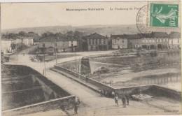 D31 - MONTESQUIEU VOLVESTRE - LE FAUBOURG DU PONT - France