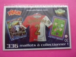Magnet Football Pasquier Pitch / Monaco Mongongu 2  Foot - Sports