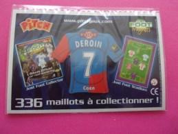 Magnet Football Pasquier Pitch / Caen Deroin 7  Foot - Sports