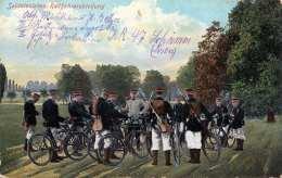 SOLDATENLEBEN - Radfahrabteilung, Feldpost 1915 - Regimente