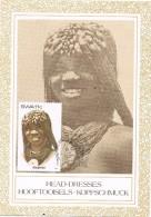 18479. Tarjeta Maxima Etnica SUID WEST AFRICA  SWA. Nativa Kwambi - África Del Sur (1961-...)