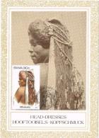 18480. Tarjeta Maxima Etnica SUID WEST AFRICA  SWA. Nativa Mbukushu - África Del Sur (1961-...)