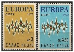 Grecia/Grèce/Greece: Europa CEPT - Europa-CEPT