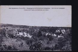 FERRYVILLE COMPAGNIE INDIGENE CANON - Regimientos