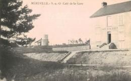 MEREVILLE Café De La Gare - Mereville