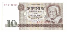 East Germany DDR 5 Mark 1971 AUNC - [ 6] 1949-1990 : GDR - German Dem. Rep.