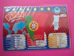 Magnet Pasquier Pitch Drapeau Portugal Lisbonne Lisbon Lisboa - Tourisme