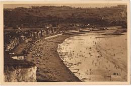 18491. Postal MERS Les BAINS (Somme) . Vue Generale Du Plage - Mers Les Bains