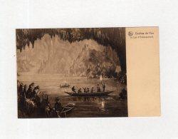 """62346      Belgio,    Grottes   De Han,  Le  Lac  D""""Embarquement,  NV - Rochefort"""