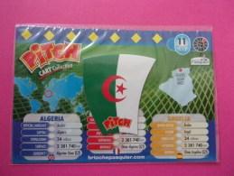 Magnet Pasquier Pitch Drapeau Algérie Algéria  Alger Algiers Argel - Tourisme