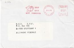 F-Pierrefitte 1978. Bibel. S.B.F. (Société Biblique Francaise) (6.242) - Francia