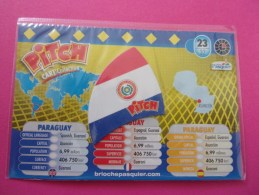 Magnet Pasquier Pitch Drapeau Paraguay Asuncion - Tourisme