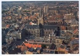 59 DOUAI - 1670 - Edts Lumicap - Vue Aérienne (recto-verso) - Douai