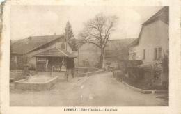 D 25 -  LIEBVILLERS - La Place  - 1779 - Sonstige Gemeinden