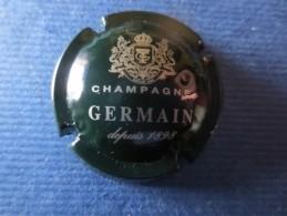 GERMAIN Vert Foncé Et Argent - Germain