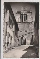 D31 - AURIGNAC - LE CLOCHER DE L'EGLISE - CPSM Petit Format - France