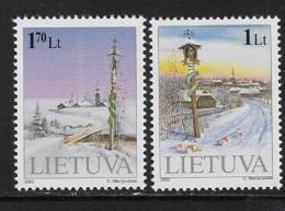 Litouwen 2000 - Lituanie