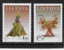 Litouwen 2001 - Lituanie