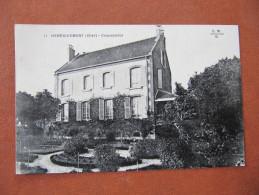 CPA - HENRICHEMONT - COQUELARIOT - Henrichemont