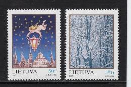 Litouwen 1997 - Lituanie