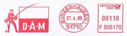 Freistempel 2659 Angler - BRD