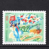 467 Nationale Feste CEPT MNH ** Postfrisch - Azores