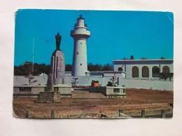 CHINA   HENCHUN PENINSULA    LIGHTHOUSE           Old Postcard - Cina