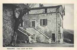 A-16 8823 :  PREDAPPIO  CASA NATALE DEL DUCE - Italie
