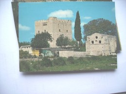Cyprus Kolossi Castle Limassol - Cyprus