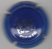 CAPSULE DE CHAMPAGNE  RIGOT N° 6 A OPALIS BLEU  COTE  1.50 EURO - Sonstige