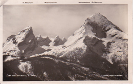 AK Der Watzmann - Ca. 1935 (23540) - Berchtesgaden