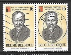 OCB Nr 2596 Frans De Troyer  Centrale Stempel Staden - Used Stamps