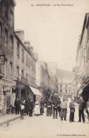 Granville - La Rue Paul-Poirier - Granville