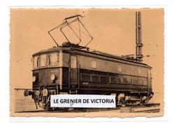 Locomotive élctrique 1949   Type 101   Loco BoBo  - Train Gare - Trains